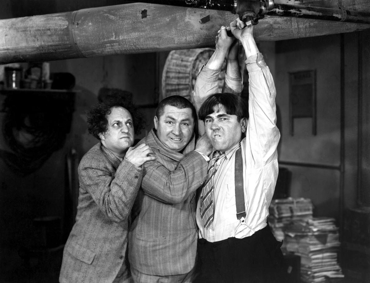 Three Stooges Plumbing...