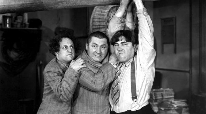 Three Stooges Plumbing…