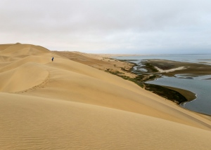 Sandwich Harbor Dunes Namibia