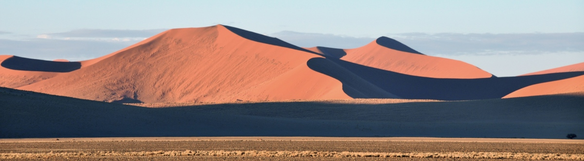 Dune 45 and the Dead Vlei...