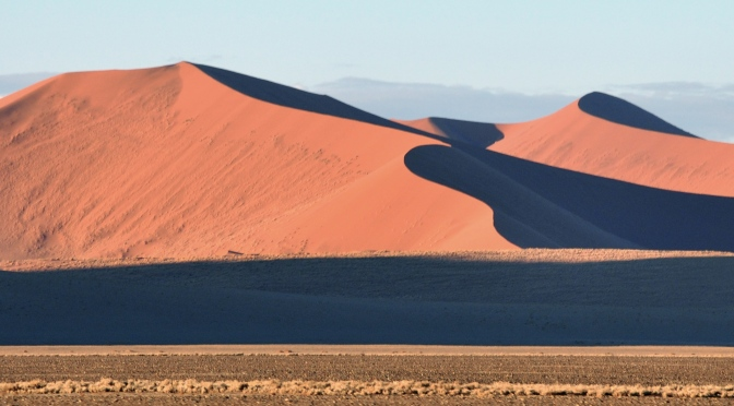 Dune 45 and the Dead Vlei…