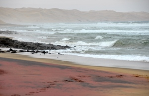 Garnet Sand Namibia