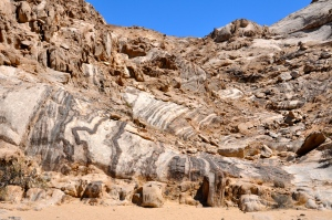 Geology of the Namib Desert