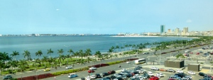 Bay of Luanda, Angola