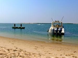 Luanda beach