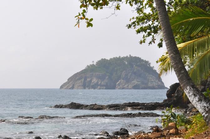 Going Off-Grid in São Tomé and Príncipe…