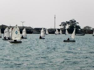 Luanda Bay sailing
