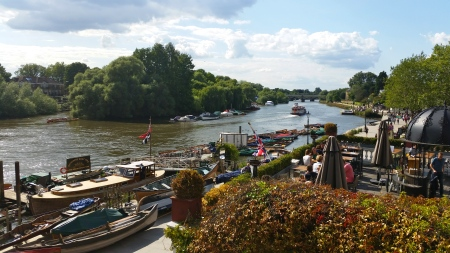 View from Richmond Bridge