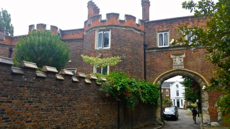 Richmond Palace.