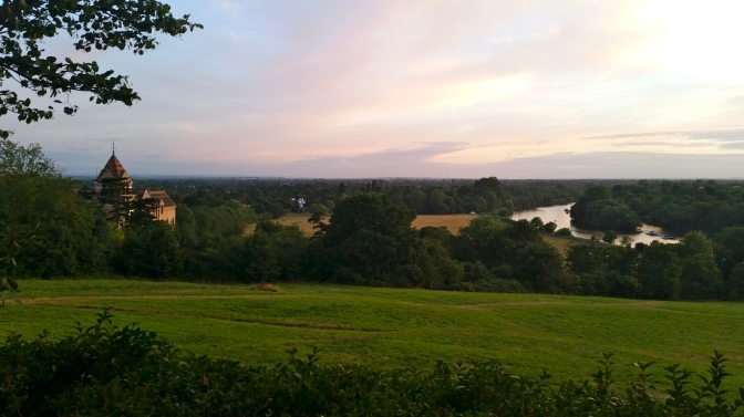 Richmond: Hollywood-on-Thames…